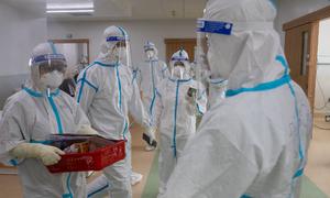 Saudi Arabia donates $500,000 worth of medical equipment to Vietnam