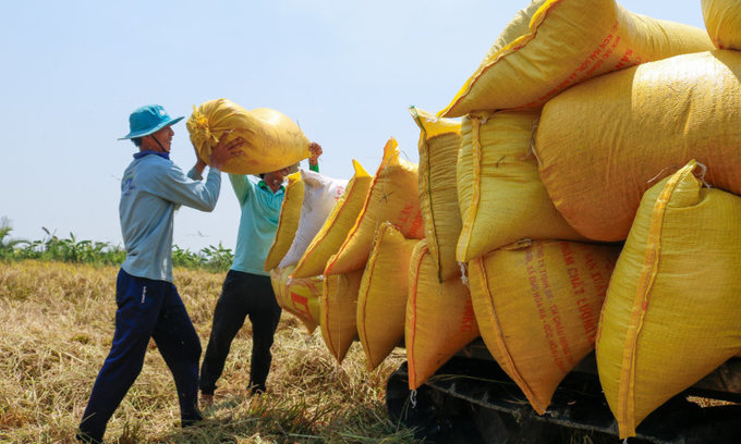 Transport disruption leaves millions of tons of farm produce stranded in south