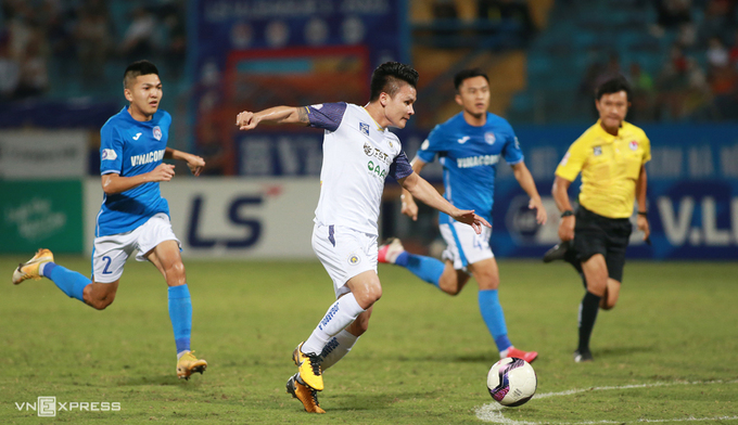 Vietnam Football Federation agrees to move V. League to 2022