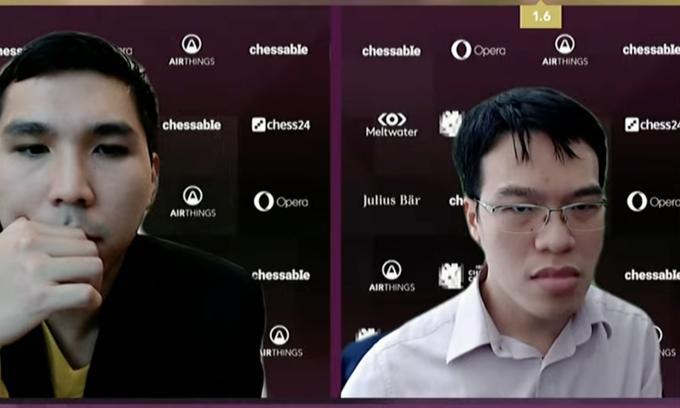 Vietnamese grandmaster runner-up at Chessable Masters