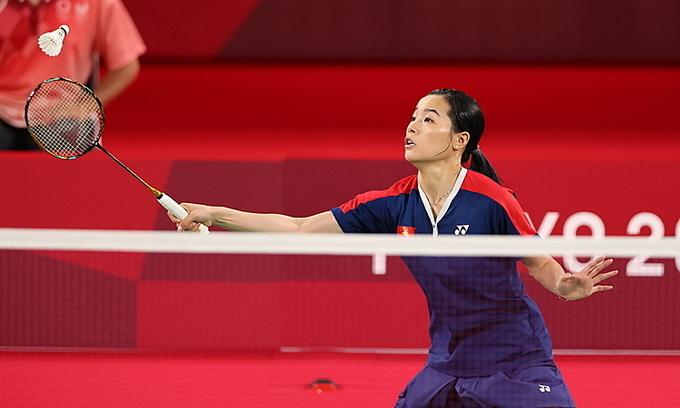 Vietnamese badminton star ascends world ranking