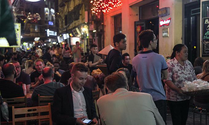 Hanoi best city for beer lovers in Vietnam