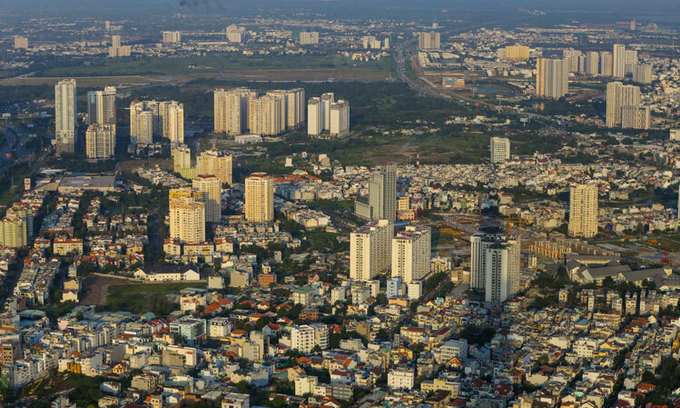 Pandemic hits online realty market