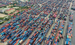 Vietnam's biggest port resumes normal operations after clearing pileup