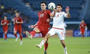 Vietnam gain further advantage in U23 Asian Cup qualifiers