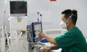 Vietnam records 9,653 new Covid cases