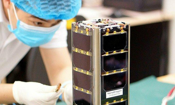 Japan to launch Vietnam sea observation satellite