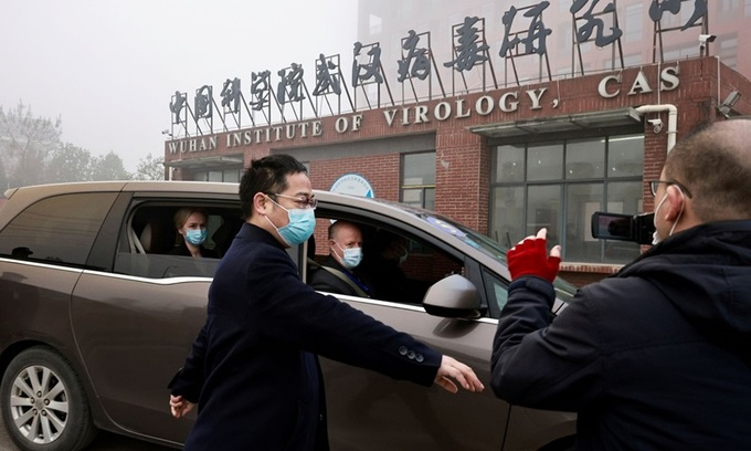 WHO asks China for more data on Covid origins as Russia deaths spike