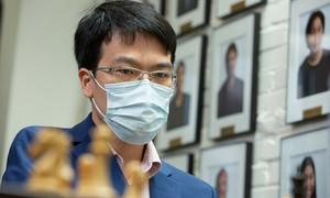 Vietnamese GM falls behind in rapid chess tournament