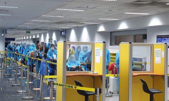 Philippines returns over 270 citizens stranded in Vietnam