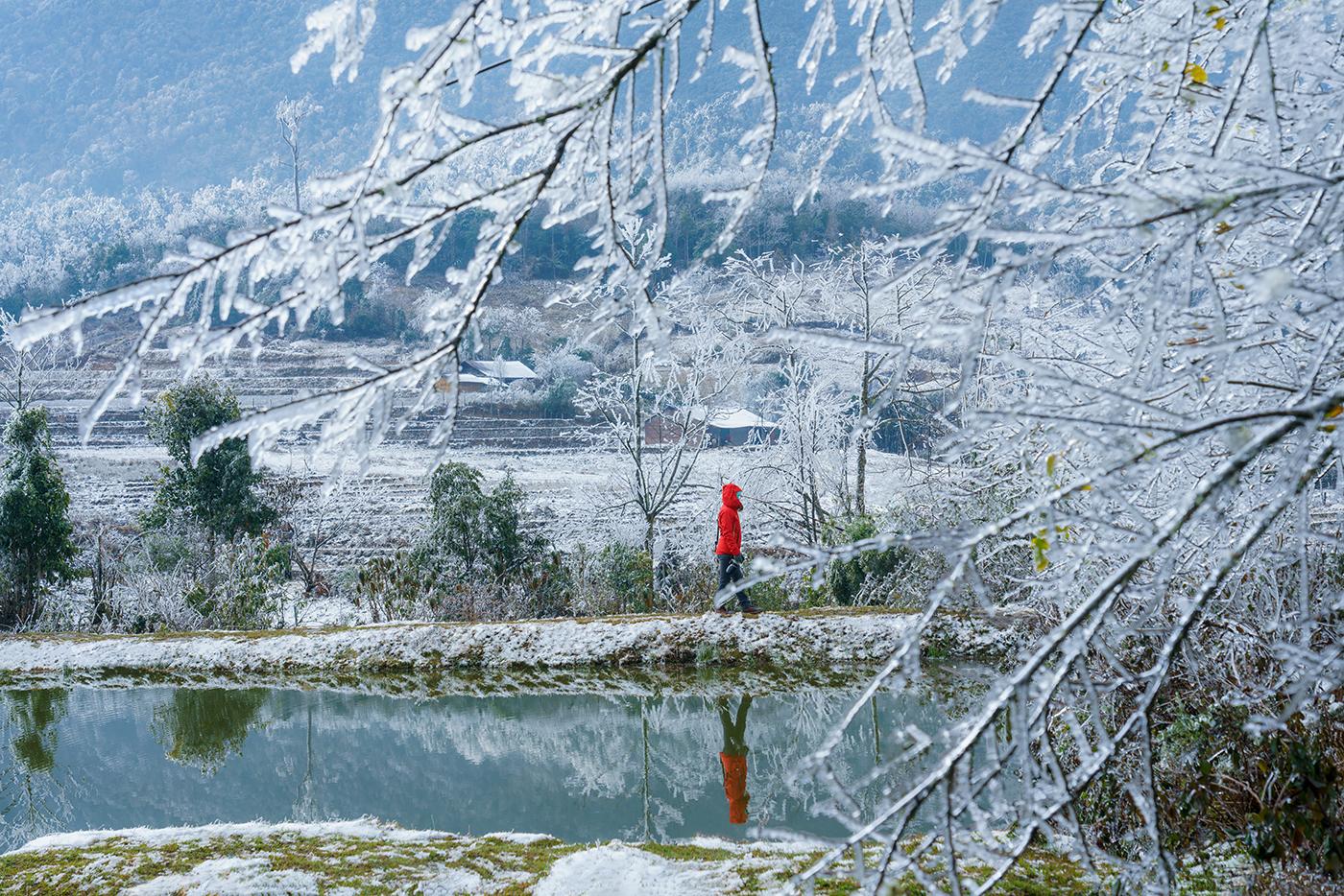 Northern Vietnam village ideal for snow hunters