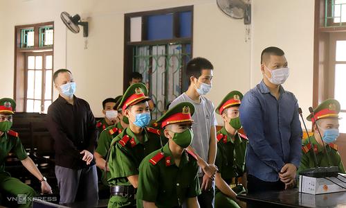 Vietnam sentences three Laotian drug mules to death