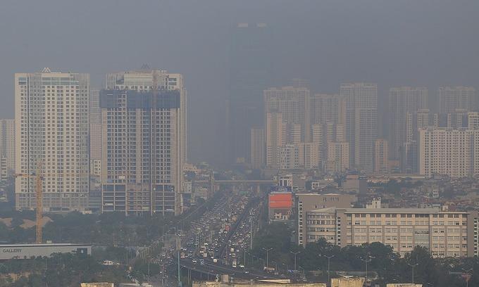 Air pollution cuts Hanoian lifespan by 2.5 years: study