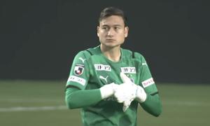 Star goalie to join national football team in Saudi Arabia