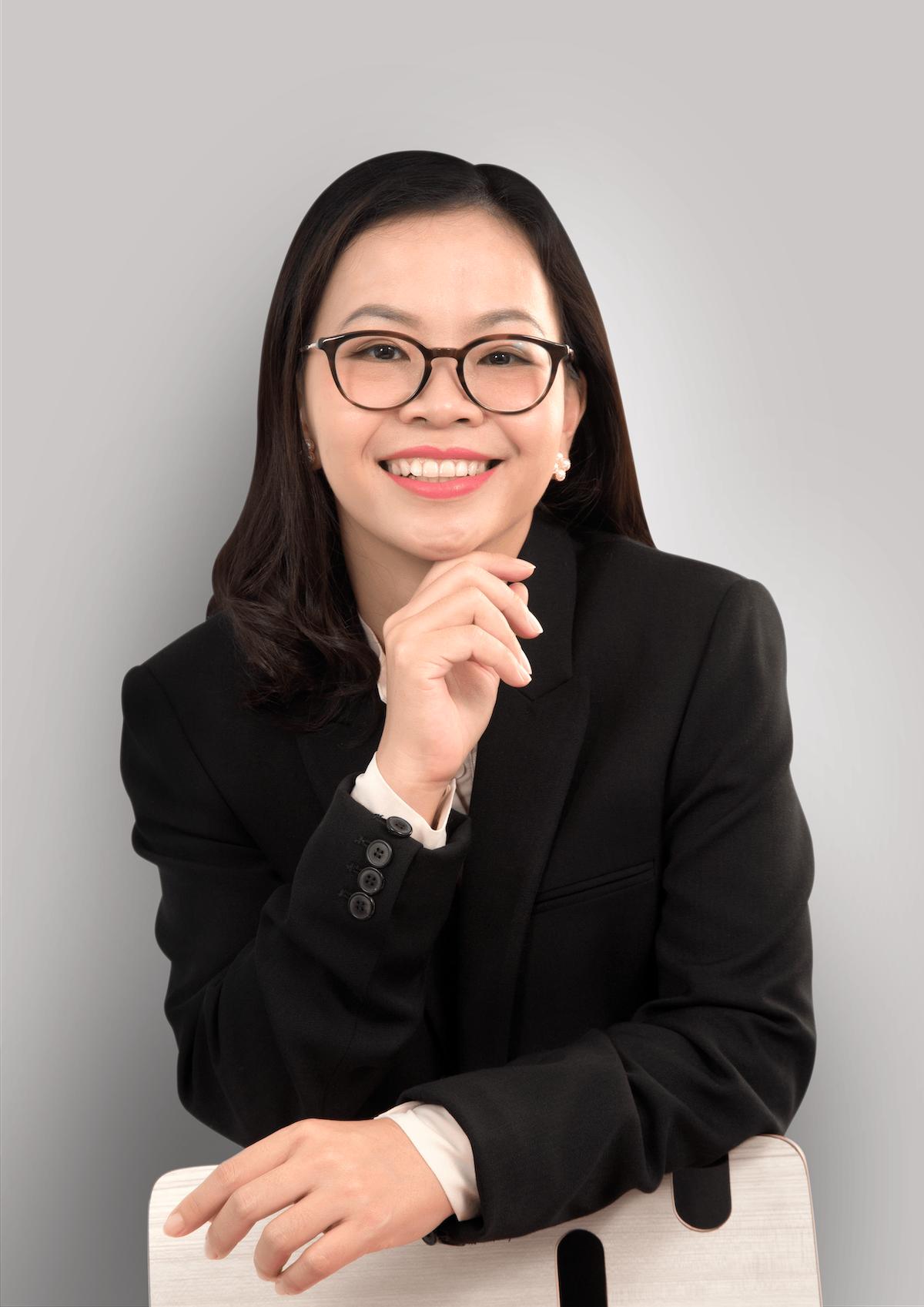 Tran Thu Hien, Associate Finance Director of Mondelez Kinh Do Vietnam. Photo by: Mondelez Kinh Do Vietnam