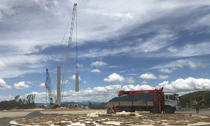 Wind power developers in central province rush construction to get incentive tariff