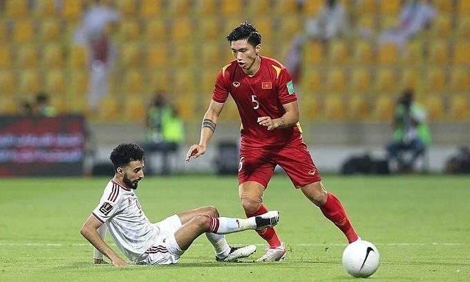 Vietnam to lose key defender for Saudi Arabia game
