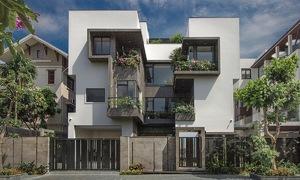 Hai Phong villa pays homage to nature