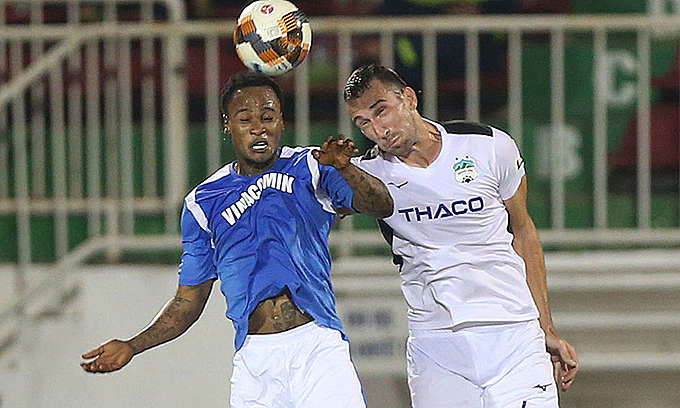 V. League club part ways with Serbian defender