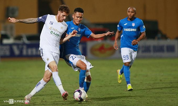 V. League club on verge of dissolution