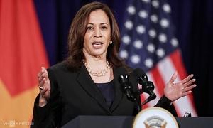 US, Vietnam share common strategic interests: Vice President Harris