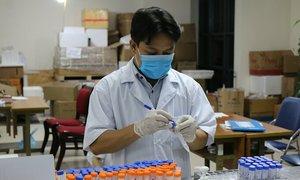 Vietnam records 17,409 new Covid-19 cases