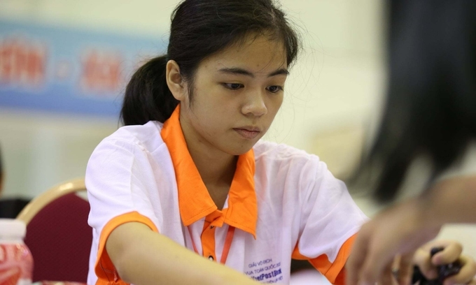 Five Vietnamese enter youth chess world cup semifinals