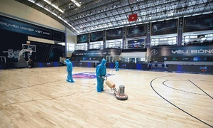 National basketball championship canceled amid Covid-19