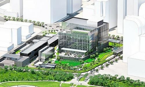 New Hanoi campus to be diplomatic emblem in Vietnam: US embassy