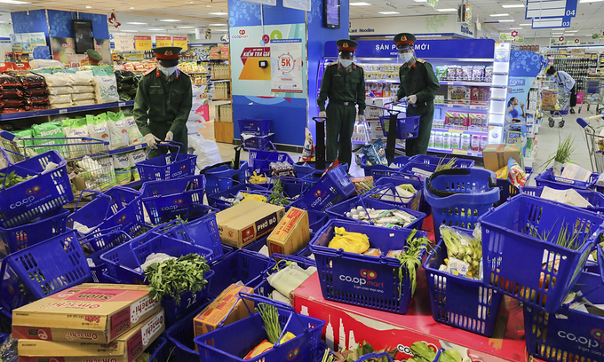 Vietnam confirms 14,219 new Covid-19 cases