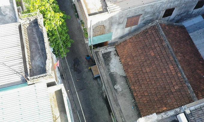 Da Nang deploys drones to monitor lockdown