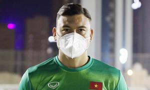 Vietnam star keeper avoids selection talks ahead of Saudi Arabia clash