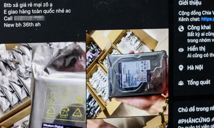 Chia crypto miners sell hardware at a loss