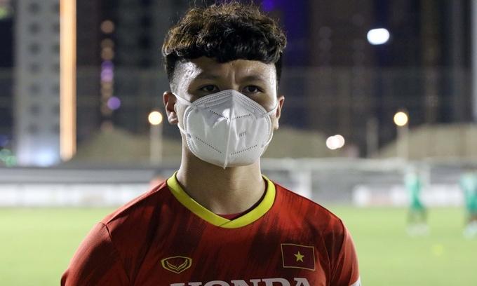 Star midfielder reveals Vietnam's plan ahead of Saudi Arabia game