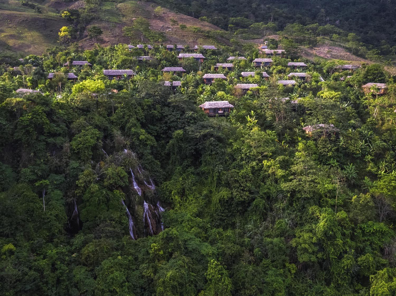 Luxury blends into wilderness in northern Vietnam resorts