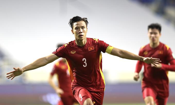 Vietnam captain talks World Cup dream with FIFA