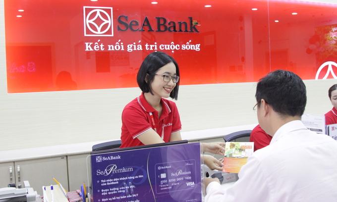 SeABank offers shares below half the market price