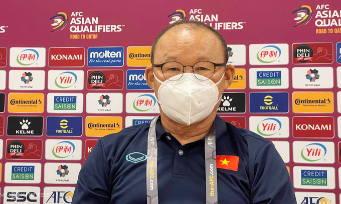 Vietnam coach plans wise game against Saudi Arabia