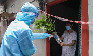 Vietnam records 13,186 new Covid-19 cases