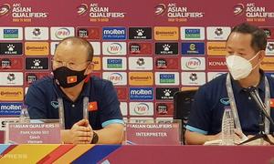 Vietnam coach rues Saudi Arabia defeat