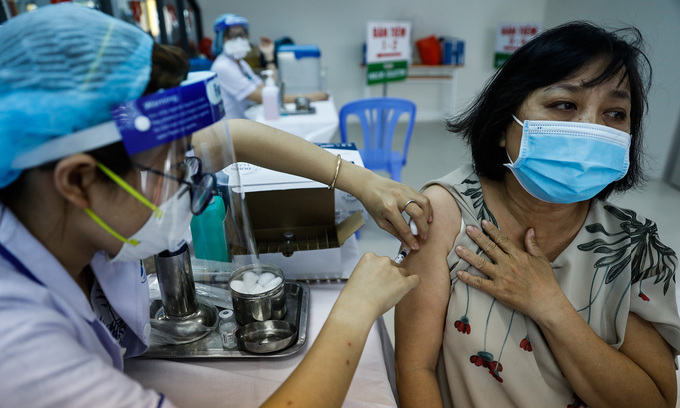 Why is Europe donating so many vaccines to Vietnam?