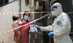 Vietnam confirms 12,477 new Covid-19 cases