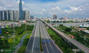 Three economic growth scenarios projected for HCMC