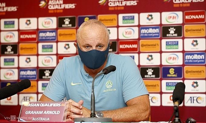 Vietnam game a great challenge: Australian coach