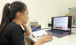Broken internet cable disrupts online learning, meetings