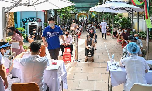 Vietnam asks Singapore for Covid-19 vaccines