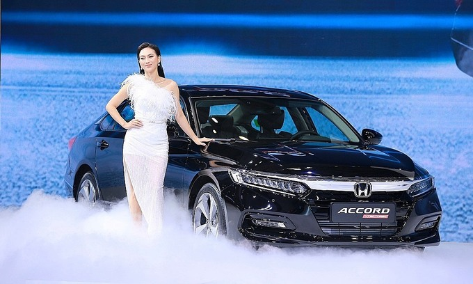 Vietnam's biggest auto expo canceled again