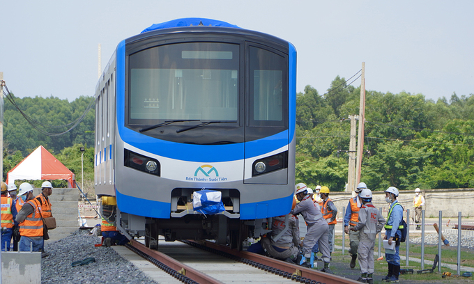 Completion of first HCMC metro line delayed again