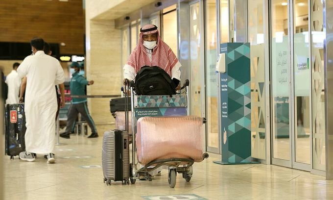 Saudi eases travel restrictions imposed over Covid, Vietnam still in ban list