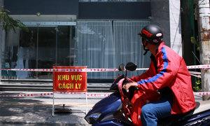 Delivery orders skyrocket as Da Nang eases restrictions